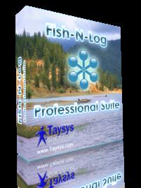 Fish-N-Log Software Box image