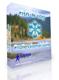 Fish-N-Log Software Box