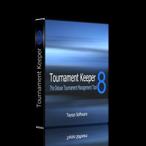 Tournament Keeper Software Box
