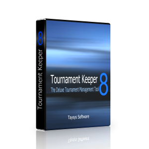 Tournament Keeper Software Box image